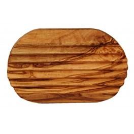Podložka na drevo z olivového dreva