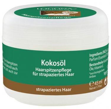 Kokosový olej na vlasy a pokožku