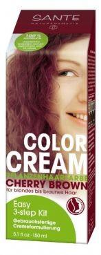 Krémová farba Cherry Brown