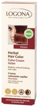 Krémová farba na vlasy - Tizian