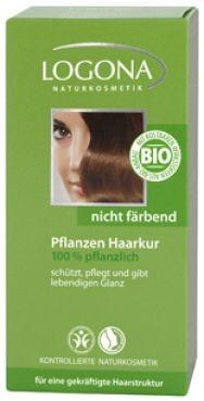 Logona Regeneračná rastlinná vlasová kúra