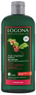 Šampón Age energy s BIO kofeínom