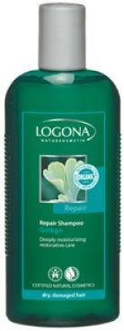 Šampón Ginko – poškodené a suché vlasy
