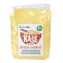 kaša kukurično-pohánková