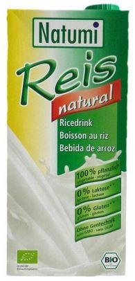 Nápoj ryžový natural NATUMI BIO 1l