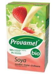 Nápoj sójový Jahoda Provamel BIO 250ml