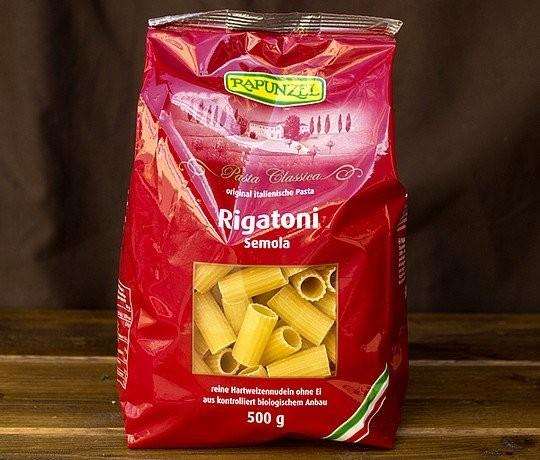 Rapunzel Rigatoni
