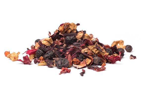 lesné ovocie ovocný čaj