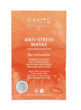 Anti-stress maska BIO schisandra