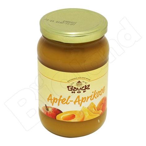 ovocné pyré jablko marhuľa