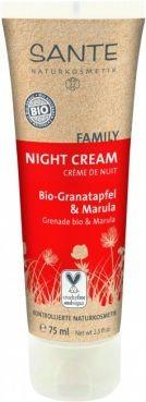 Nočný krém bio granátové jablko a marula