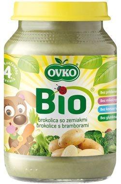 BIO brokolica so zemiakmi