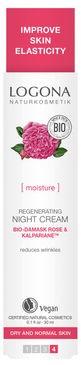 Regeneračný nočný krém BIO damska ruža