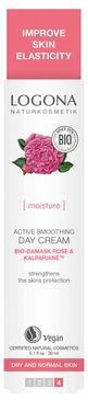 Vyhladzujúci denný krém BIO damaská ruža