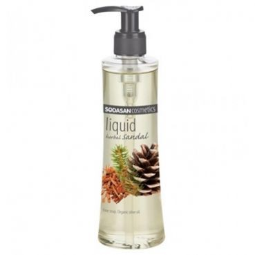 BIO tekuté mydlo na ruky herbal Sandal