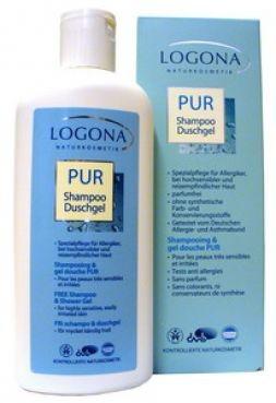 Šampón a sprchový gél