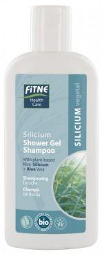 Silicium šampón a sprchový gél