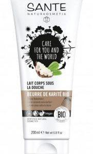 Sprchový krém BIO bambucké maslo