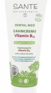 Zubná pasta s vitamínom B12