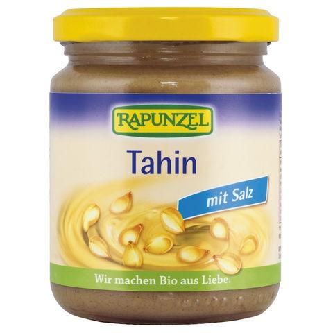 TAHINI sezamová pasta so soľou 250g RAPUNZEL