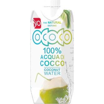Kokosová voda 100% OCOCO 330