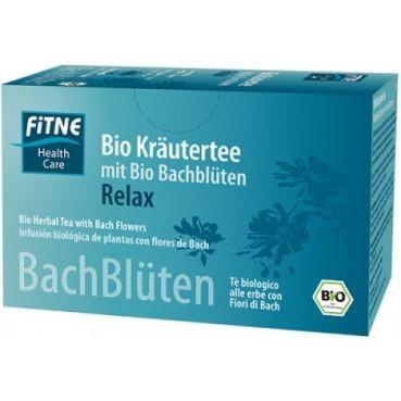 Bio bylinný čaj z kvetov Dr.Bacha Relax