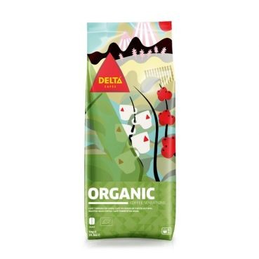 BIO káva DELTA organic
