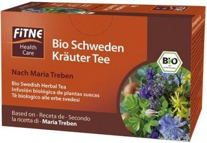 Švédsky horký čaj - porcovaný