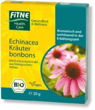 BIO bylinné cukríky s echinaceou