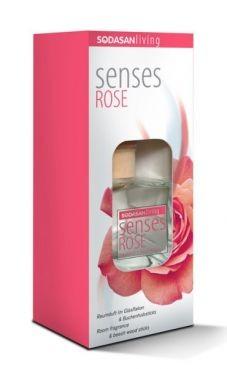 Bytová vôňa RUŽA - difuzér