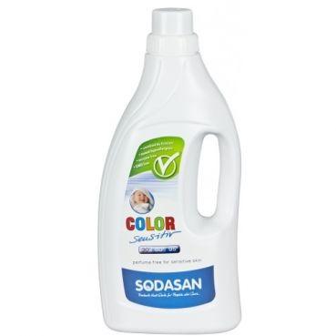 COLOR Sensitiv tekutý prací prostriedok na farebne prádlo