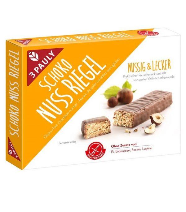 napolitánky oriešok čokoláda bezgluténové