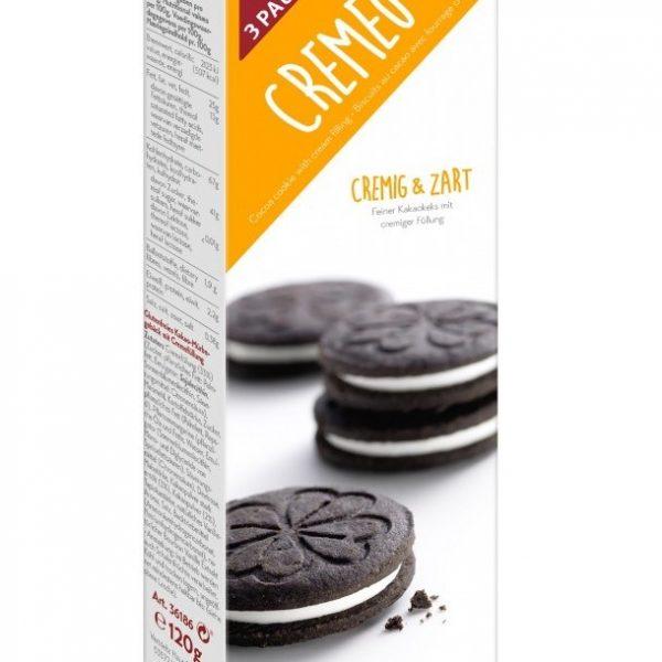 sušienky cremeo bez mlieka
