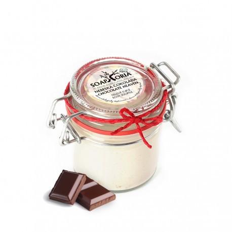Nebeská čokoláda - organické telové suflé