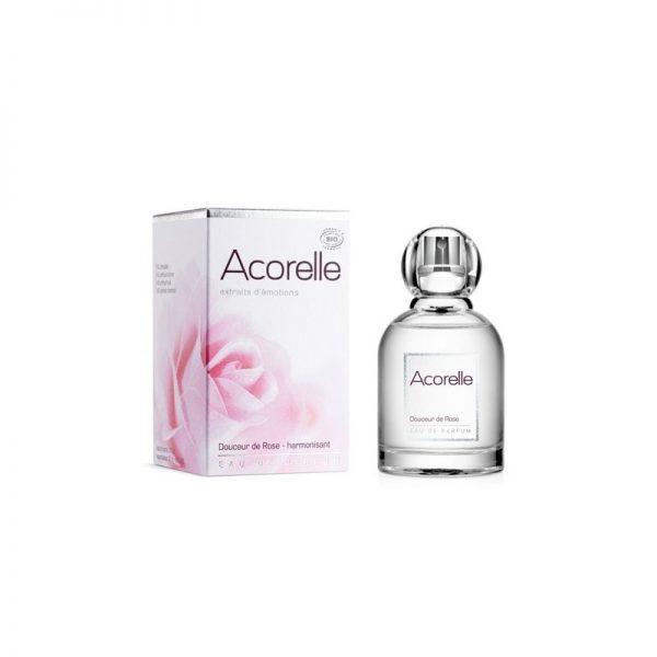 Parfumová voda (EDP) Ruža 50ml ACORELLE