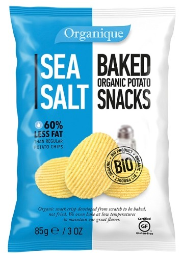 Lupienky zemiakové s morskou soľou