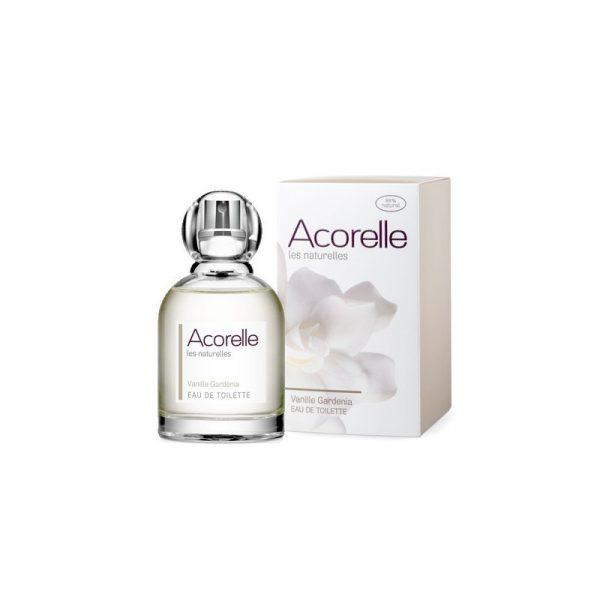 Toaletná voda (EDT) Vanilka Gardenia 50ml ACORELLE