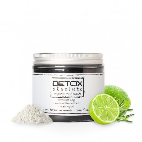 DETOX absolute - organická maska