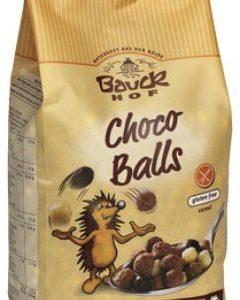 Guličky čokoládové bezgluténové
