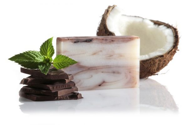 COCO mydlo s ľadovou čokoládou