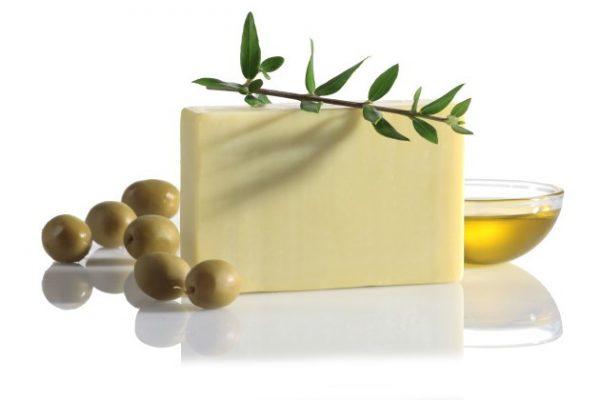 Mydlo z extra panenského olivového oleja