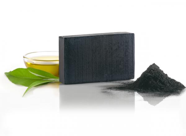 Gáfrove mydlo na tvár s aktívnym uhlím