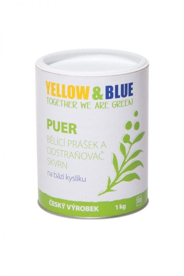 Puer – bieliaci prášok a odstraňovač škvŕn na báze kyslíka