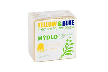 Olivové mydlo s citrónovým extraktom
