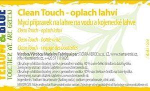 Clean Touch – oplach fliaš