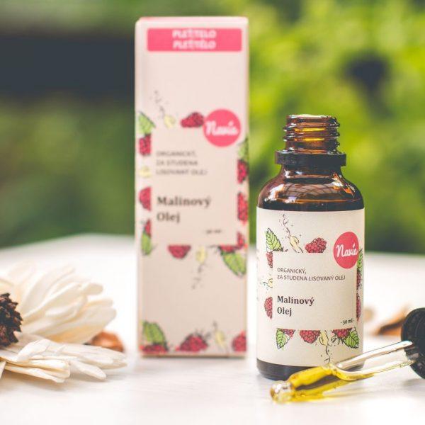 Organický Malinový olej
