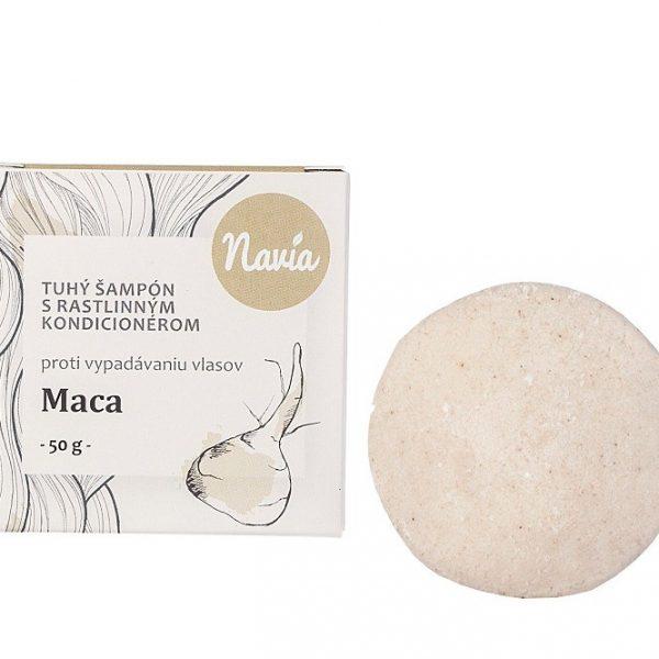 Tuhý Šampón s Kondicionérom – Maca XXL (proti VYPADÁVANIU vlasov)