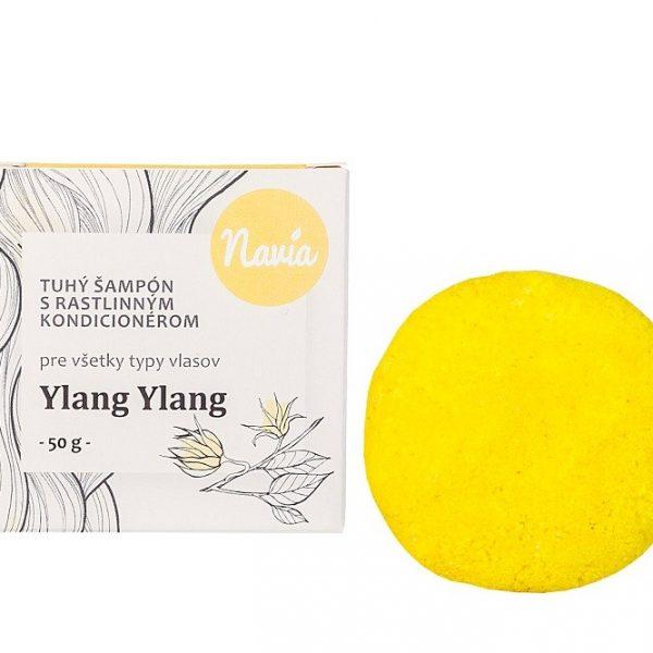 Tuhý Šampón s Kondicionérom – Ylang Ylang XXL