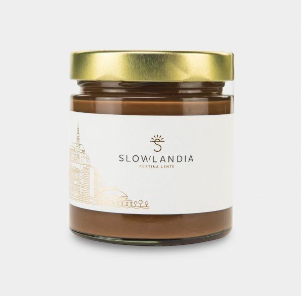 Slowtella – Lieskovcovo-kakaový krém