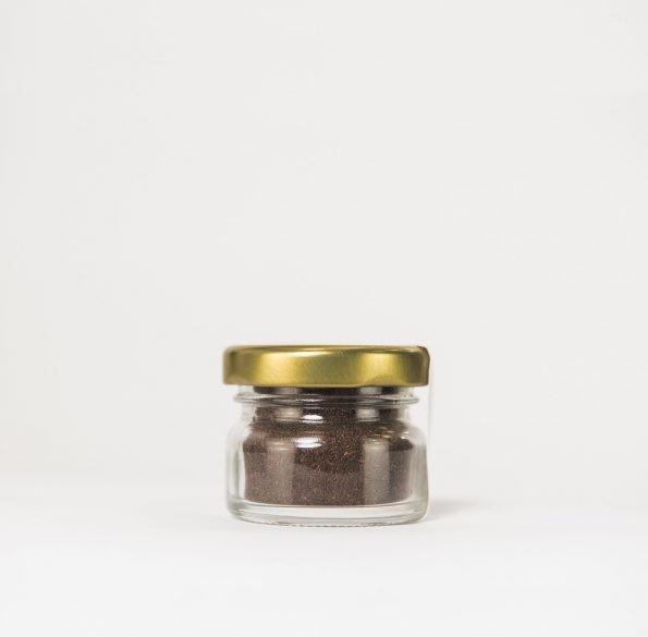 Vanilka pravá mletá v skle
